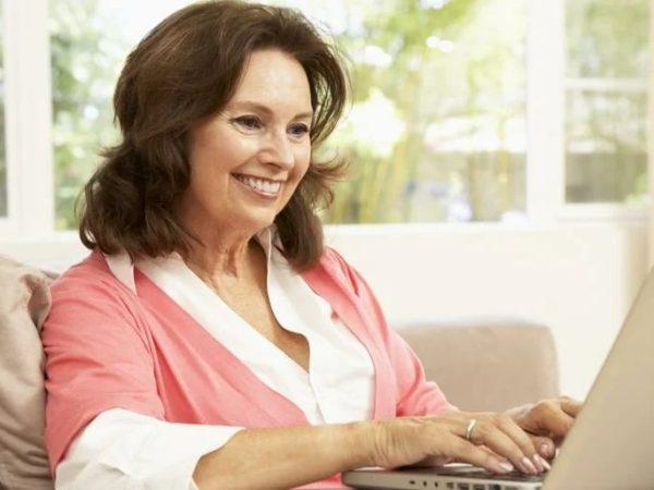 История женщины после 50-и на сайте знакомств ...