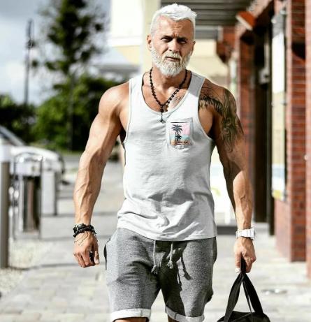 спорт на пенсии
